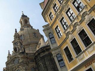 Hotel Hotel Suitess Dresden - An der Frauenkirche Stadtansicht