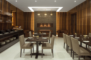 Hotel Radisson Blu Hotel Dubai Waterfront Restaurant