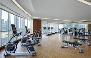 Hotel Radisson Blu Hotel Dubai Waterfront Sport und Freizeit