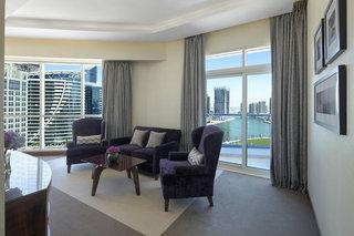 Hotel Radisson Blu Hotel Dubai Waterfront Wohnbeispiel