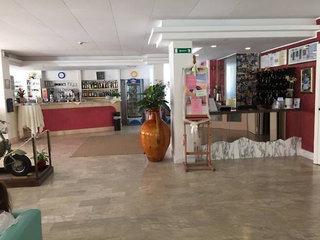 Hotel Hotel de Amicis Lounge/Empfang