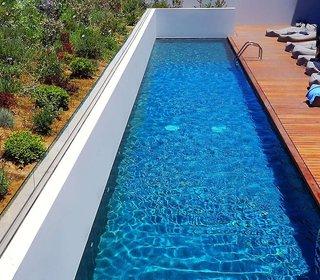 Hotel Ikones Seafront Luxury Suites - Erwachsenenhotel Pool
