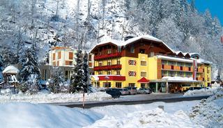 Hotel Badhaus Außenaufnahme