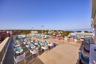 Hotel MLL Mediterranean Bay - Erwachsenenhotel Terasse