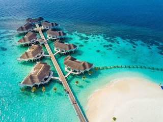 Hotel Centara Grand Island Resort & Spa Außenaufnahme