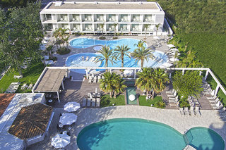 Hotel Caballero Luftaufnahme