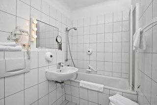 Hotel Days Inn Leipzig City Centre Badezimmer