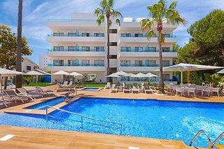 Hotel Metropolitan Playa JUKA Aparthotel Außenaufnahme