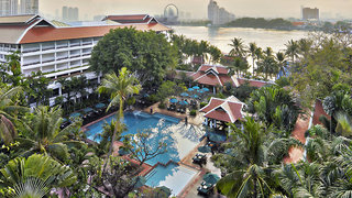 Hotel Anantara Riverside Bangkok Resort Pool