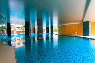 Hotel Pattaya Discovery Beach Hallenbad