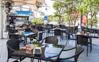 Hotel Pattaya Discovery Beach Terasse