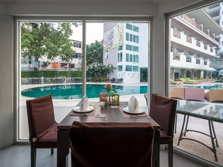 Hotel Pattaya Discovery Beach Pool