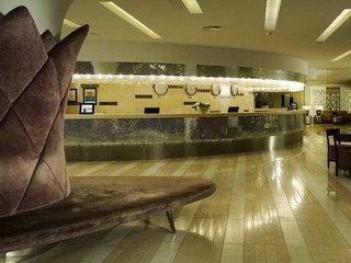 Hotel Blue Waters Club Lounge/Empfang