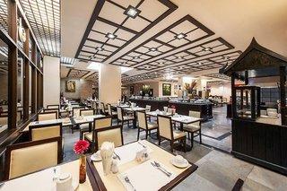 Hotel Pinnacle Lumpinee Park Restaurant