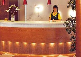 Hotel Aqua Hotel Montagut Suites Lounge/Empfang