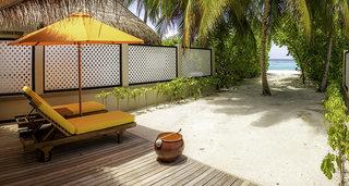 Hotel Angsana Resort & Spa Maldives Velavaru Strand