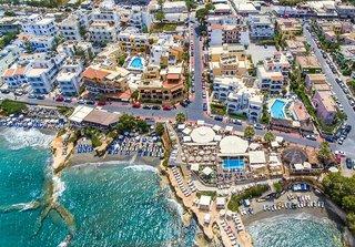 Hotel Porto Greco Village Beach Luftaufnahme