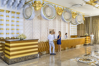 Hotel Royal Holiday Palace Lounge/Empfang
