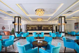 Hotel Aqua Vista Resort & Spa Lounge/Empfang