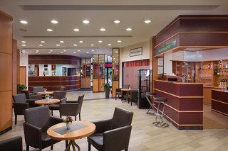 Hotel Benczur Lounge/Empfang