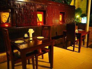 Hotel Club Bamboo Boutique Resort Restaurant