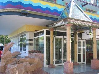 Hotel Colombo Außenaufnahme