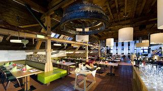 Hotel Feriendorf Kirchleitn - Dorf Kleinwild Restaurant