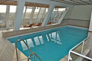 Hotel Savoy Hallenbad
