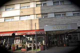 Hotel Savoy Außenaufnahme