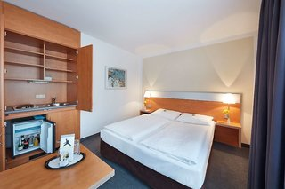 Hotel GHOTEL hotel & living München Nymphenburg Wohnbeispiel