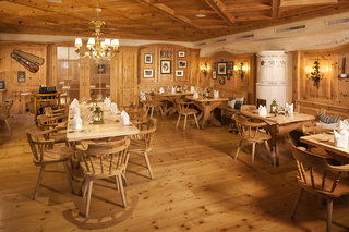 Hotel Krumers Alpin - Your Mountain Oasis Restaurant
