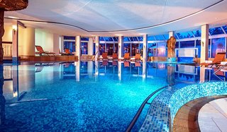 Hotel Krumers Alpin - Your Mountain Oasis Hallenbad