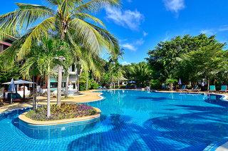 Hotel First Bungalow Beach Resort Pool