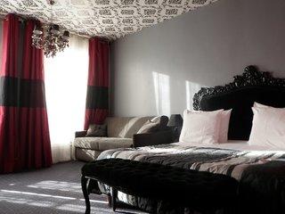Hotel Ideal Hotel Design Paris Wohnbeispiel