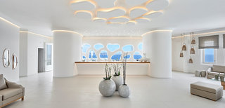 Hotel Anax Resort & Spa Lounge/Empfang
