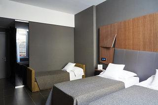 Hotel The Building Wohnbeispiel