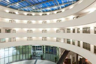 Hotel NH Düsseldorf City Lounge/Empfang