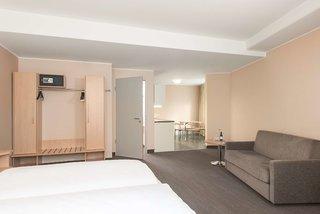 Hotel NH Düsseldorf City Wohnbeispiel