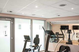 Hotel NH Düsseldorf City Sport und Freizeit