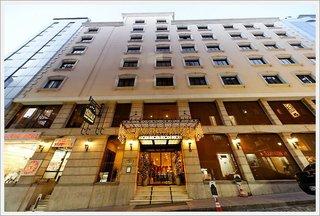 Hotel Yigitalp Außenaufnahme