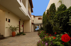 Hotel Xenios Zeus Außenaufnahme