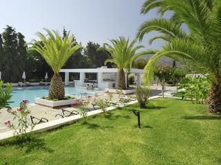 Hotel Platanista Garten