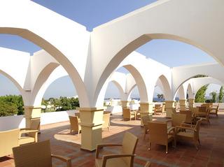 Hotel Platanista Terasse