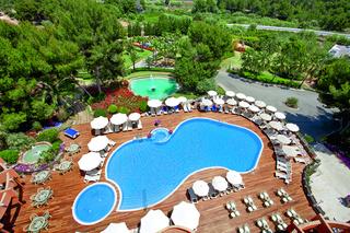 Hotel allsun Hotel Palmira Paradise Luftaufnahme