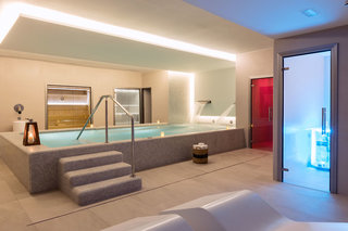 Hotel Caprice Alcudia Port by Ferrer Hotels Hallenbad