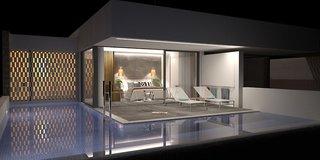 Hotel Lindos Grand Resort & Spa - Erwachsenenhotel Wohnbeispiel