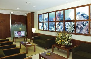 Hotel Delfin Tossa de Mar Lounge/Empfang