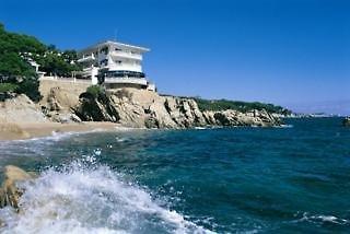 Hotel Costa Brava Playa de Aro Außenaufnahme