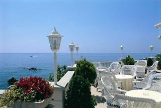 Hotel Costa Brava Playa de Aro Terasse