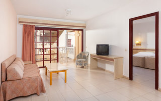 Hotel Sol La Palma Appartements Wohnbeispiel